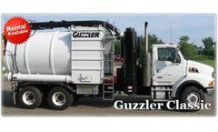 Guzzler - Model Classic - Industrial Vacuum Loaders
