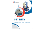 Elgressy - Model EST - Cooling Tower Water Treatment System - Datasheet