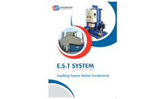 Elgressy - Model EST - Cooling Tower Water Treatment System - Datasheet