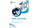 Elgressy - Model Super LPB - Legionella Pneumophila Bacteria Treatment System for Water Systems - Datasheet