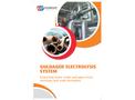 Elgressy - Model G.EL - Guldager Electrolysis System - Corrosion Protection - Datasheet