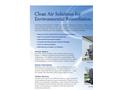 Intellishare - Flameless Electric Catalytic Oxidizer Brochure