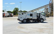 Tymco - Model DST-4 - Dustless Street Sweepers