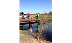Pumping solutions for wetland & waterfowl management sector