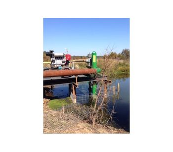 Pumping solutions for wetland & waterfowl management sector - Water and Wastewater