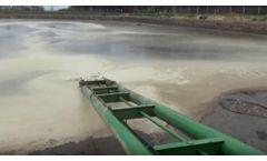 Pumping solutions for sludge, slurry, manure waste handling sector