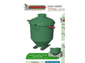 iodigester - Model T6 - Sewage / Waste Water Treatment Plant Brochure
