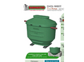 Biodigester - Model T12 - Sewage / Waste Water Treatment Plant Brochure