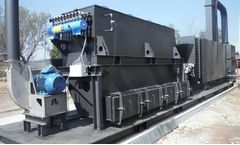 Incinerator solutions for the industrial / factory waste sector