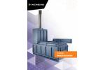 Inciner8 - Model I8-M200 - Medical Waste Incinerator - Brochure