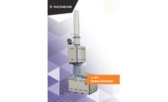 Inciner8 - Model I8-M40 - Medical Waste Incinerator - Brochure