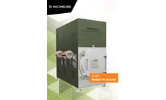 Inciner8 - Model i8-PC2 - Medium Pet Cremator - Brochure
