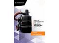 Inciner8 - Model Sirocco - Mobile Drug Disposal Incinerator - Brochure