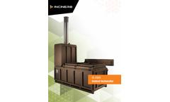 Inciner8 - Model i8-200A - Animal Incinerator - Brochure