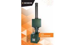 Inciner8 - Model I8-20G - General Incinerators - Brochure