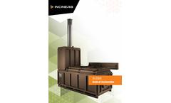 Inciner8 - Model I8-250A - Animal Incinerator - Brochure