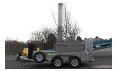 Inciner8 - Portable Medical Waste Incinerators