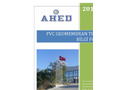 PVC GEOMEMBRANES TECHNICAL DATA SHEETS