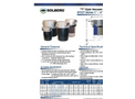 ST/CT Series 1 – 6 BSPP - T Style Vacuum Filters Datasheet