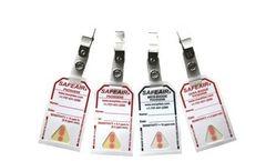 SafeAir - Phosgene Detection Badges