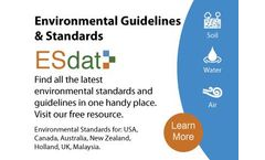 Pennsylvania`s Statewide Health Standards for Soil and Water