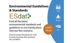 ANZ Guidelines for Fresh & Marine Water Quality