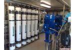 Idroconsult - Ultrafiltration Under Vacuum System
