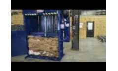 Max-Pak Vertical Balers, Training and Operation, with Digital Controls - English - Video