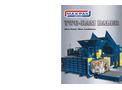 MAX-PAK - Full Size Two Ram Baler - Brochure