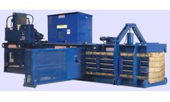 Horizontal Open End Auto-Tie Baler
