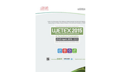 WETEX 2015 Sales Brochure