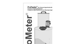 Dry Calcium Hypochlorite Feeder-ProFeeder