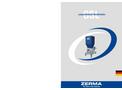 ZERMA - Model Series GSL 180 - Slow Speed Granulators - Brochure