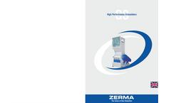 ZERMA - Model Serie GS 350/500 - 560/1000 - High Performance Granulators - Brochure