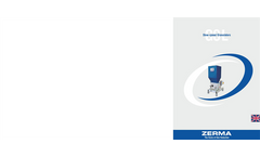 ZERMA - Model serie GSL 200 - Slow Speed Granulators - Brochure