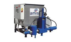AMIS - Model Series ZBP ZBP 50, 60 and 70 - Briquetting Press