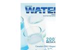 Canadian Water Treatment Media Kit
