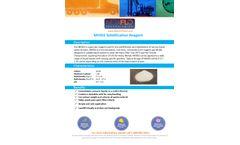 MetaFLO - MF003 - Solidification Reagent - Brochure