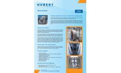 Hubert Vertical Drum Screen