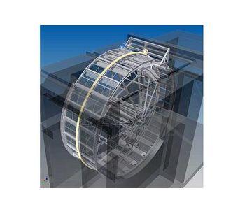 Hubert - Vertical Drum Screen