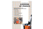 Airmaster - Model 1200 - Air Cleaners - Brochure