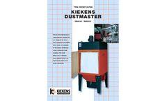 Dustmaster - Model DM4000-DM5000 - Envelope Filter - Brochure