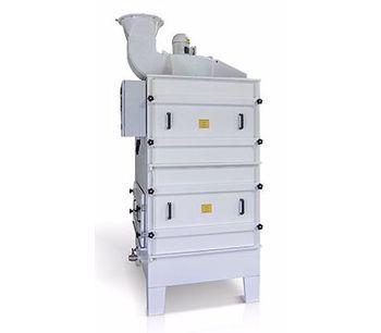 Kiekens Oilmasters - Air Filter