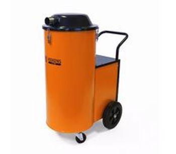 Kiekens - Model B192 – C335 - Heavy Duty Vacuum Cleaners