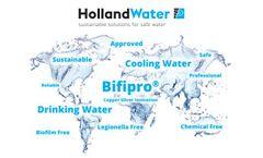 Holland Water Company Profile - Brochure