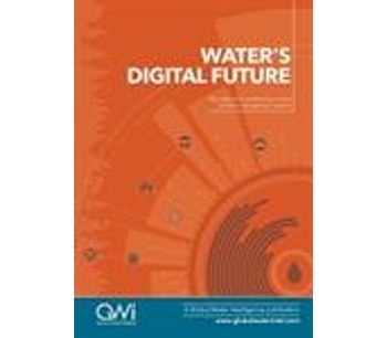 Water's Digital Future: The outlook for monitoring, control and data management systems