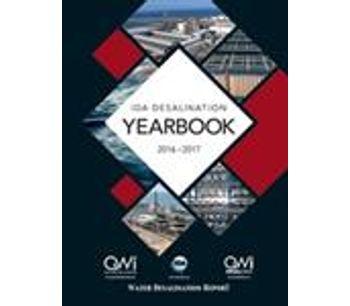 IDA Desalination Yearbook 2016-2017