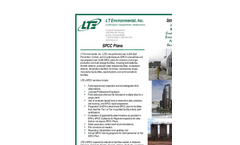 Spill Prevention, Control, and Countermeasure Plans - Brochure