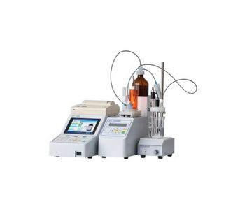 Automated Potentiometric Titrations