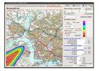 Envirosoft - Version CEMPact - Real-time Plume Dispersion Estimate Software